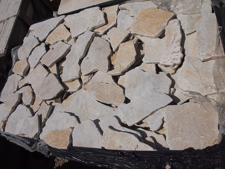 Dallage pierre de Croatie