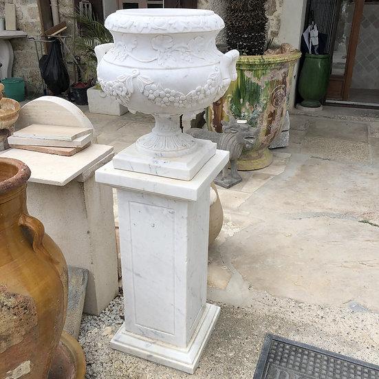 Sculpture en marbre