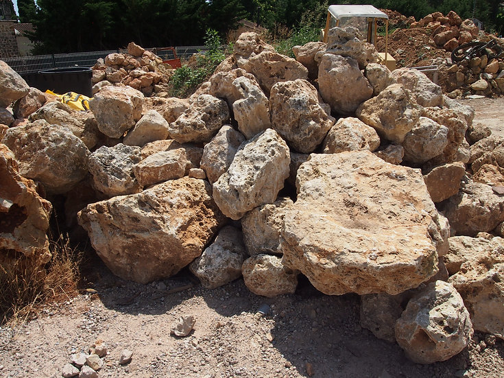 Grosse rocaille a la tonne