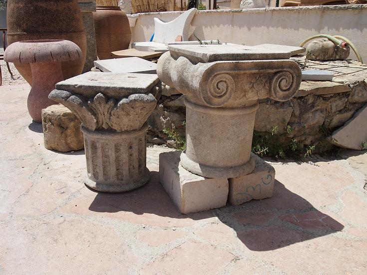 Tête de pilier sur-mesure