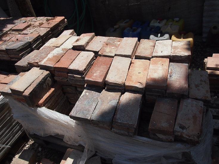 Brique ancienne 5cm epaisseur