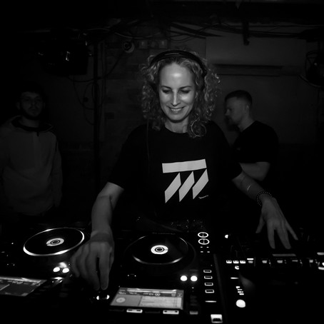 Monika Kruse celebrating her 20 years of her record label Terminal M