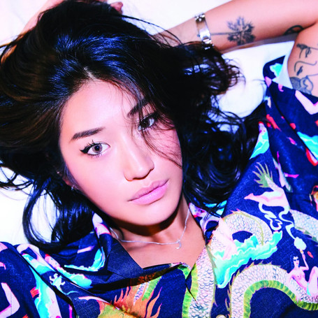Peggy Gou's relationship with music and fashion