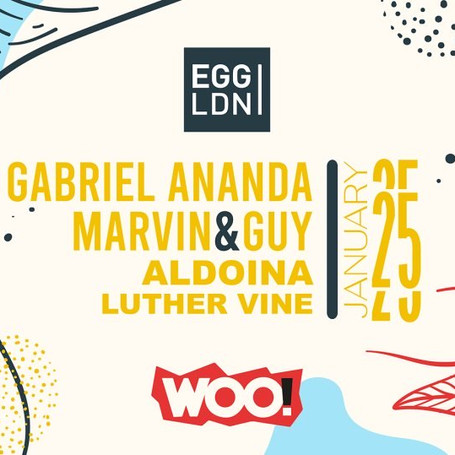 Grooving into the new decade with WOO! EGG LND