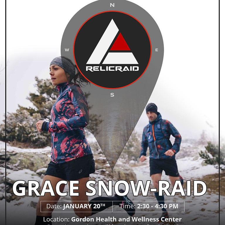 Grace Snow-Raid