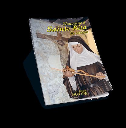Neuvaine à sainte Rita de Cascia