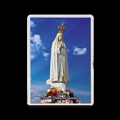 Consécration au Coeur Immaculé de Marie (Fatima)