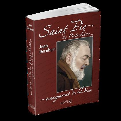 Saint Padre Pio, transparent de Dieu