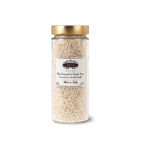 Carnaroli-riisi mustalla tryffelillä