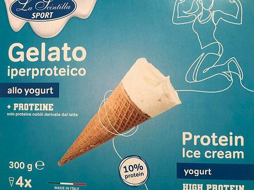 Jogurttiproteiinijäätelö 300g