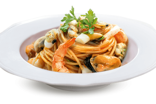 Spaghetti di mare- spagetti merenelävillä 300G M'AMA