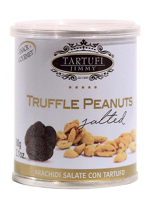 Tryffelimaustetut maapähkinät