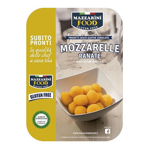 Paneroidut mozzarellapallot