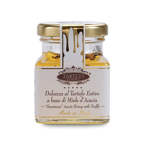 Tryffelimaustettu Acacia hunaja