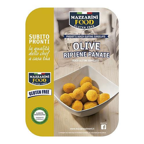 Lihatäytteiset oliivit