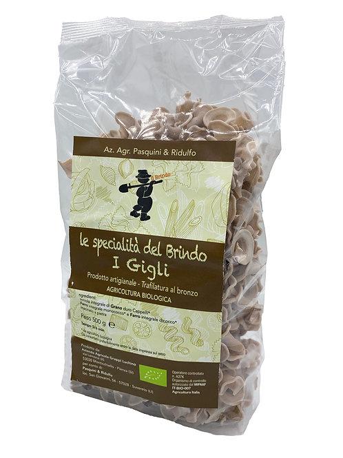 Gigli-pasta, luomu