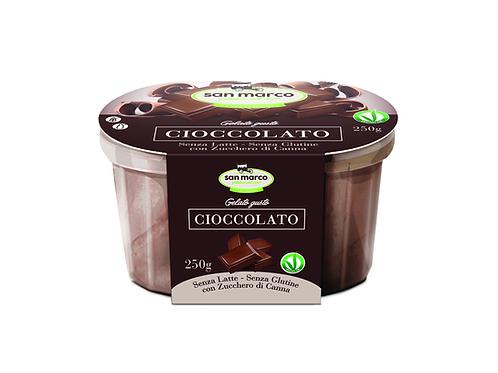 i Veganissimi suklaanmakuinen gelato