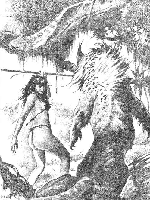 Jungle Tails 2 - Maren 2