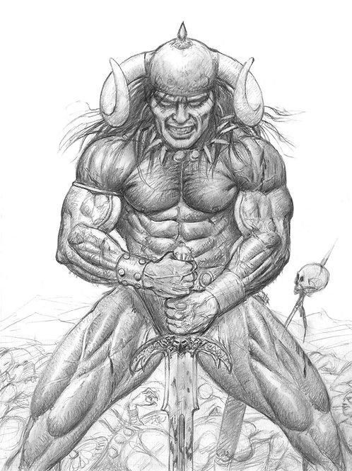 Conan The Cruel - Gallego 1