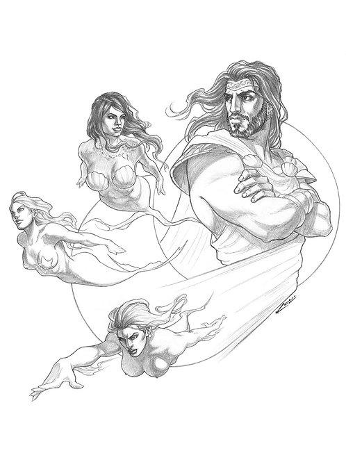 Mermaids 3 - Kousovitis 3