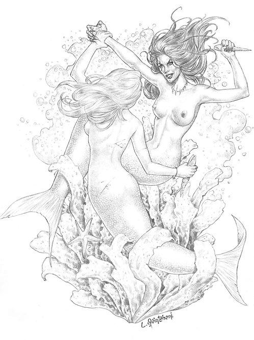 Mermaids 1 - Quintabani 2