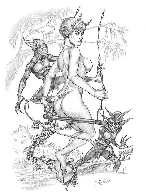 Devil Dolls 1 - Maraschi 2