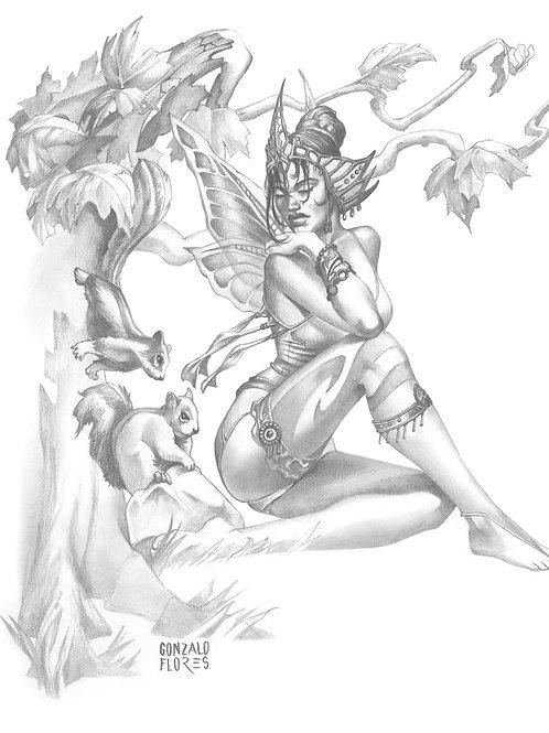 Fairy Tails 2 - Flores 2