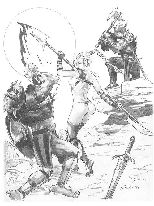 Warrior Queens 2 - Guida 1