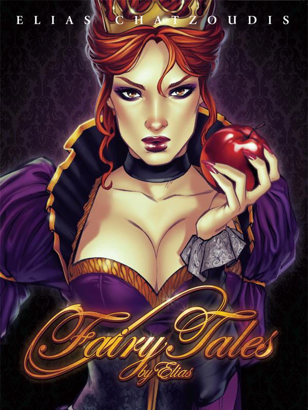 Fairy Tales by Elias Cover Art by Elias Chatzoudis