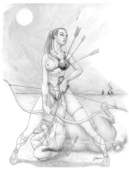 Warrior Queens 2 - Buci 3