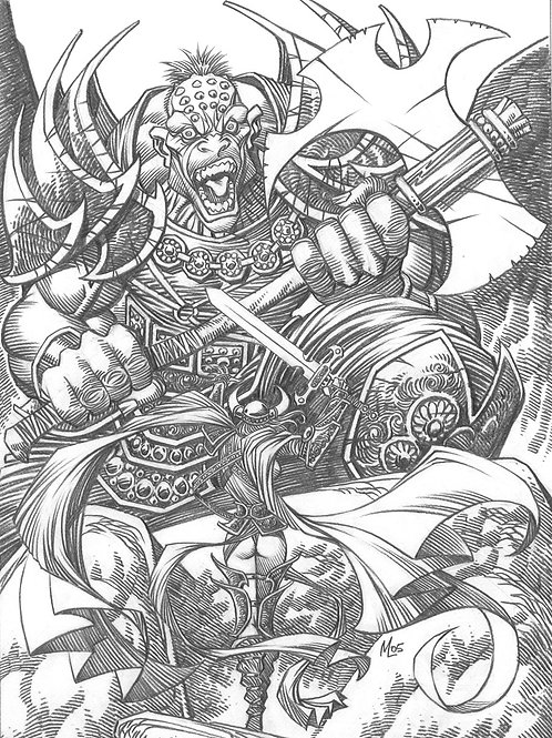 Warrior Queens 2 - Meriggi 1