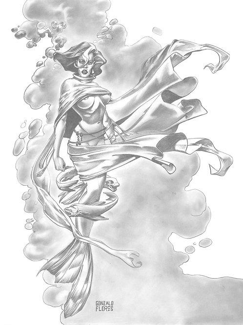 Mermaids 4 - Flores 2