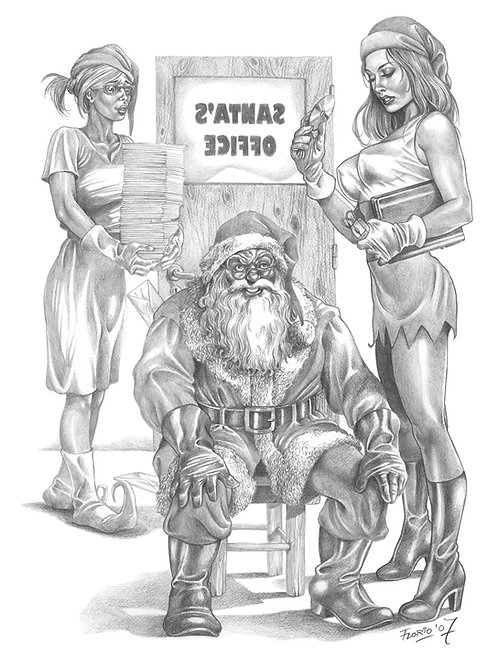 Santa's Helpers - Florio 1