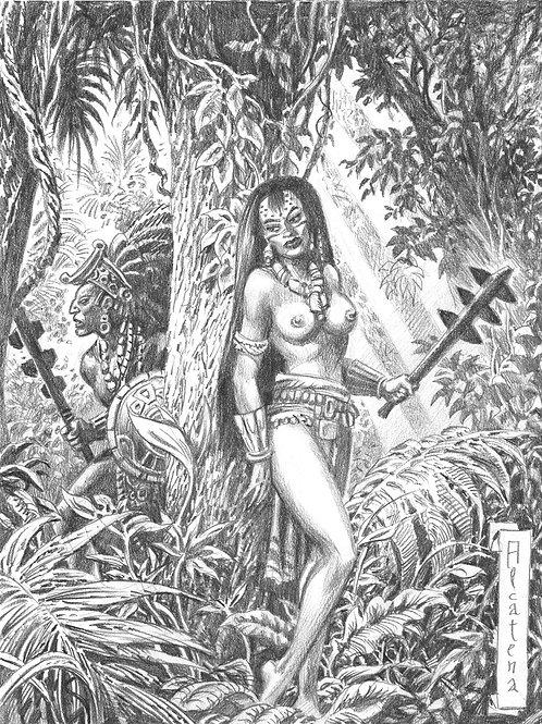 Jungle Tails 1 - Alcatena 1