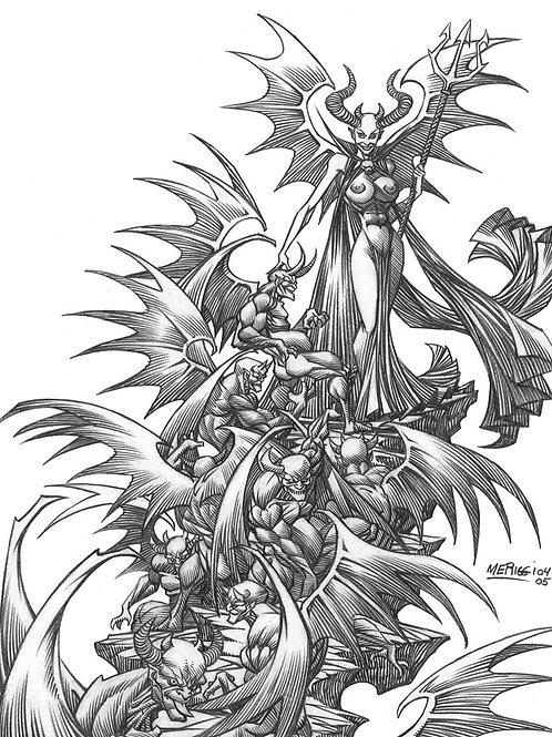 Devil Dolls 1 - Meriggi 3