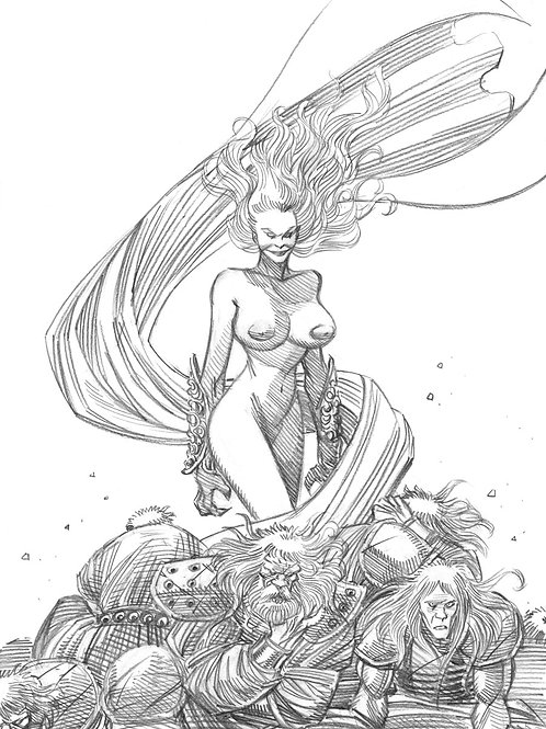 Warrior Queens 1 - Meriggi 1