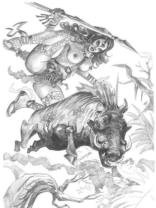 Jungle Tails 4 - DeSimone 2