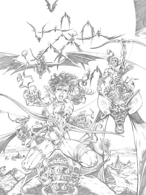 Warrior Queens 1 - Diaz 4