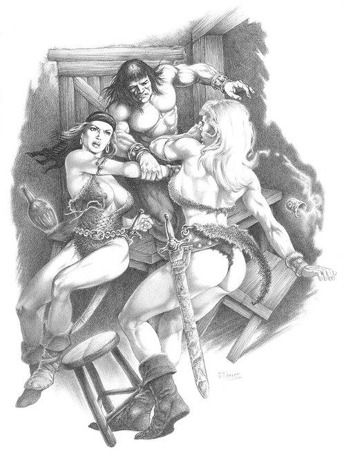 Warrior Queens 1 - Torres 1