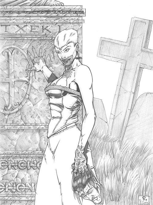 Crimson Embrace 6 - Lara 2