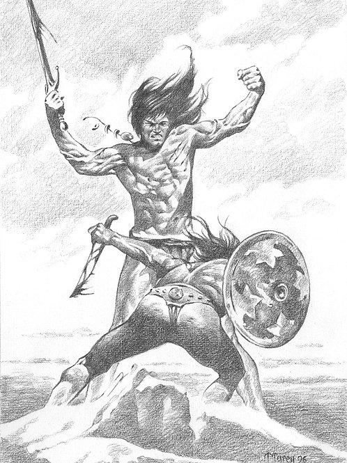 Conan The Cruel - Maren 1