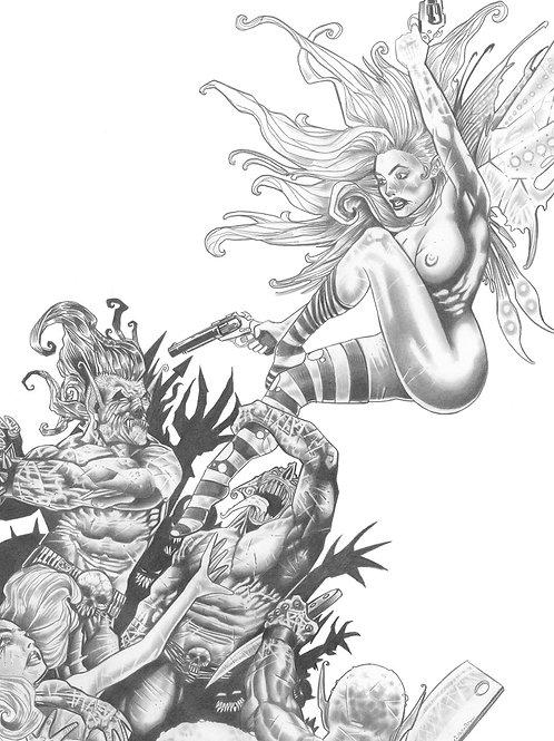 Fairy Tails 1 - Buci 2