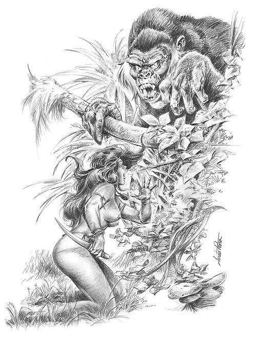 Jungle Tails 1 - Pena 1