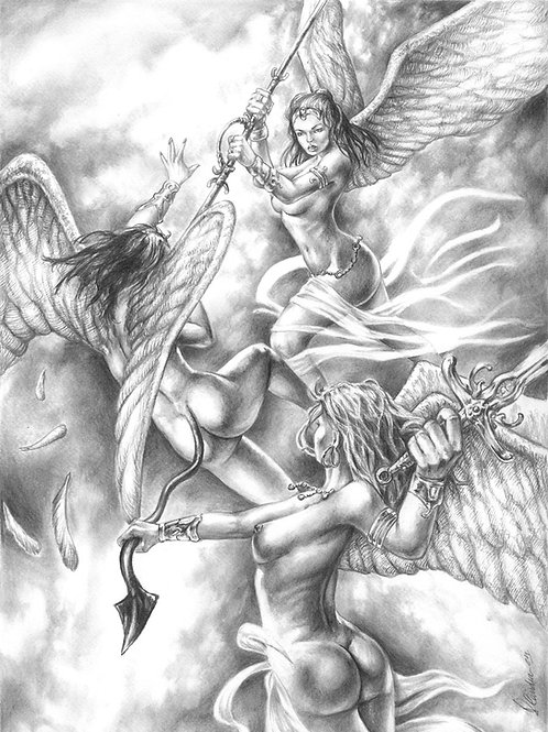 Angel Lust 1 - Candia 1