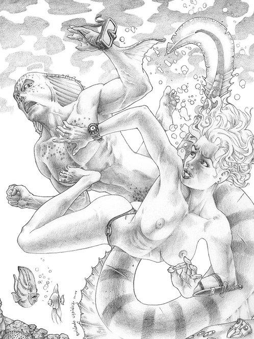 Mermaids 3 - Urdinola 1
