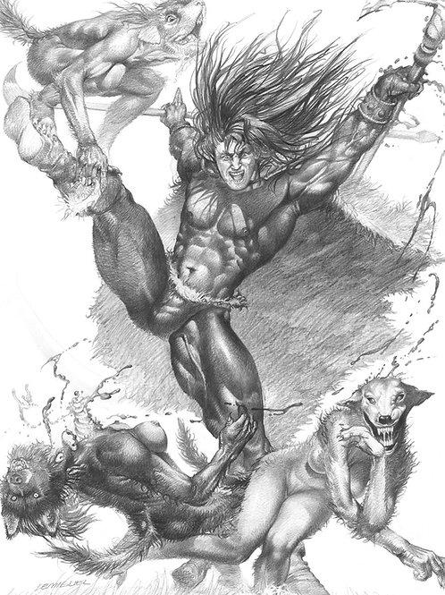 Conan The Cruel - DeMiguel 1