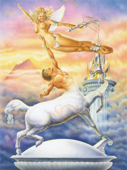 Angel Lust 2 Back Cover Artwork - Cesar Britez