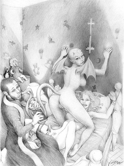 Devil Dolls 1 - Bobillo 3