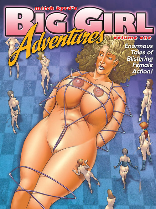Big Girl Adventures 1