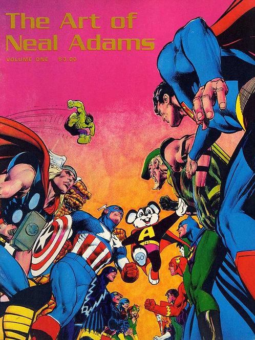 The Art of Neal Adams Volume 1